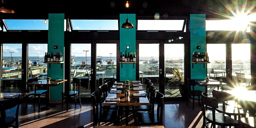 Sushi Yādo: Tuck into sushi, sake and sea views at Boatyard's supper club
