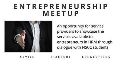 Entrepreneurship Meetup - Service Provider Invitation