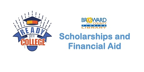 Free Scholarships and Financial Aid Planning @ North Regional/BC Library on 06/27/20 tickets