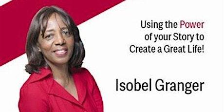 "Isobel Granger's ""Smashing the Glass Ceiling"" Book Launch & Brunch tickets"