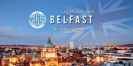 PlanNet Marketing UK Belfast tickets