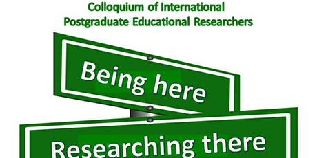 1st Colloquium of PG International Educational Researchers tickets
