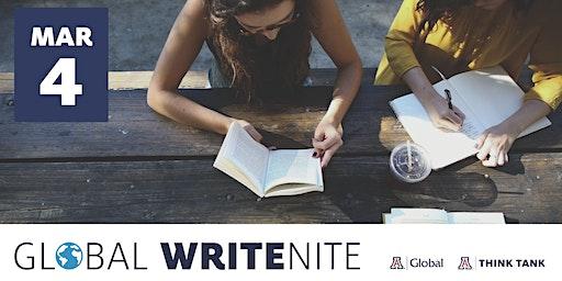 Global Write Nite
