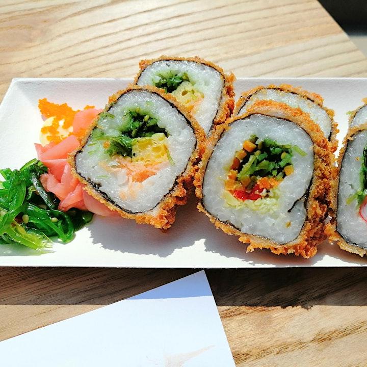 Sushi Yādo: Tuck into sushi, sake and sea views at Boatyard's supper club image