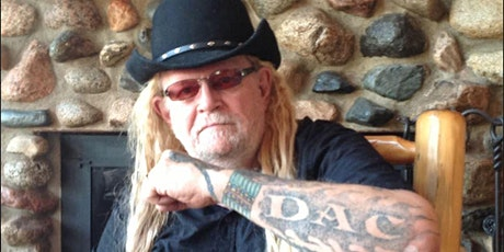 David Allan Coe at The Wildcatter Saloon tickets