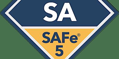 Online  Leading SAFe 5.0 with SAFe Agilist Certifi