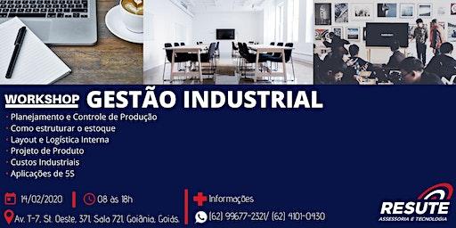 Workshop - Gestão Industrial