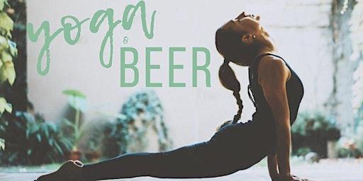 Yoga & Beers