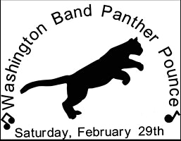 Washington Band Boosters Panther Pounce