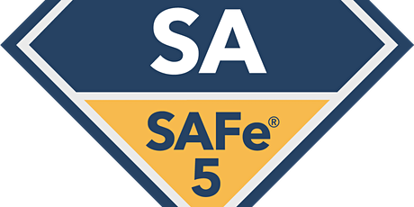 Online Leading SAFe 5.0 with SAFe Agilist Certification Edison NJ (Weekend)  tickets