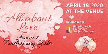 All About Love Annual Fundraising Gala tickets