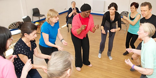 Being Inclusive: Practical Approaches to Teaching Dance to Older Learners with Neurological Conditions CPD Workshop (Birmingham)