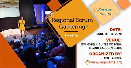Regional Scrum Gathering Nigeria 2020 tickets