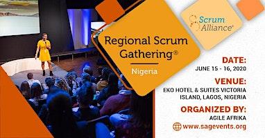 Regional Scrum Gathering Nigeria 2020