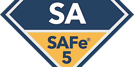 Online Leading SAFe 5.0 with SAFe Agilist Certification Baltimore ,MD (Weekend)  tickets