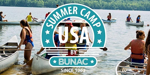BUNAC Summer Camp Orientation in London