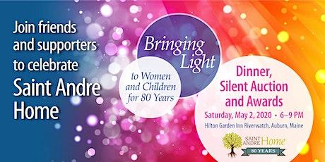 Saint Andre Home 80th Anniversary Celebration tickets