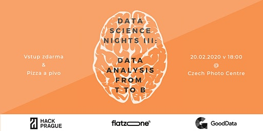 Data Science Nights III: Data Analysis from T to B
