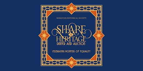 The 14th Annual Share the Heritage Dinner & Auction tickets