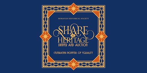 The 14th Annual Share the Heritage Dinner & Auction