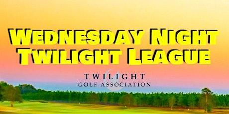 Wednesday Twilight League at Cranbury Golf Club tickets