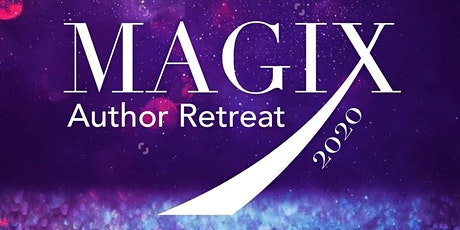 MAGIX:  Today's Inspired Latina Author Retreat 2021 tickets