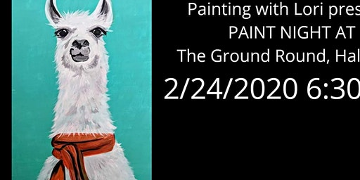 2/24 - PAINT NIGHT at The Ground Round