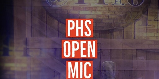PHS Open Mic Night