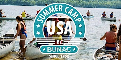 BUNAC Summer Camp Orientation in Manchester