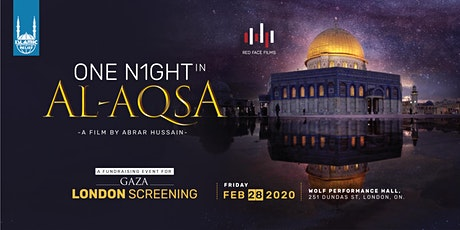 One Night in Al-Aqsa Film Screening · London tickets