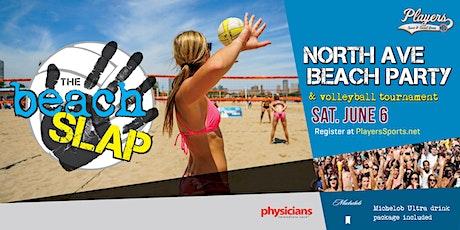 Beach Slap North Ave Beach Party tickets