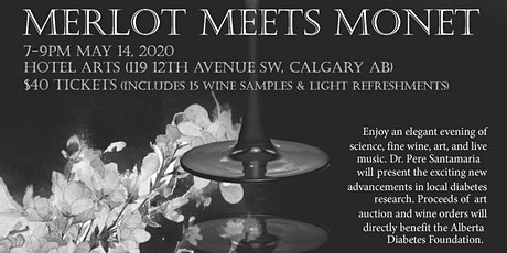 Merlot Meets Monet tickets
