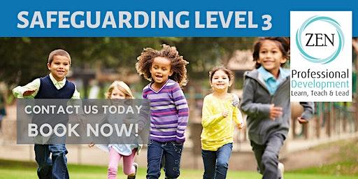 Designated Safeguarding Lead-Safeguarding Level 3