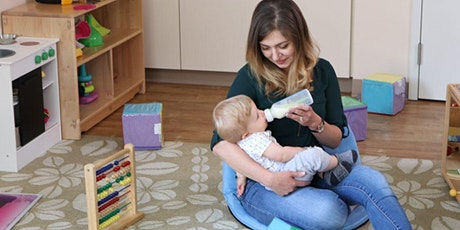 Supporting Breastfeeding in Child Care tickets
