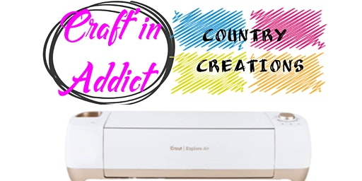 Cricut Beginner Class - Vinyl  - Detroit Lakes
