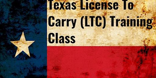Texas License To Carry (LTC)- Seminole
