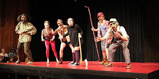 Commedia Workshop with Jordan Rosin