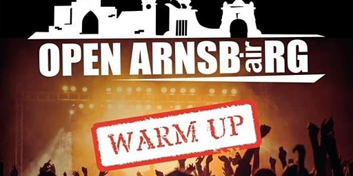 Open Arnsberg - Warm Up (21.3.2020)