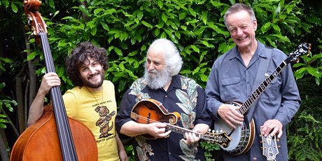 SHOW CANCELED: David Grisman's Dawg Trio  with Danny Barnes & Sam Grisman tickets