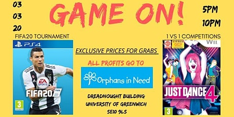 Game On! tickets