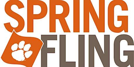 2020 Clemson Family Spring Fling - Organization/Group Registration tickets