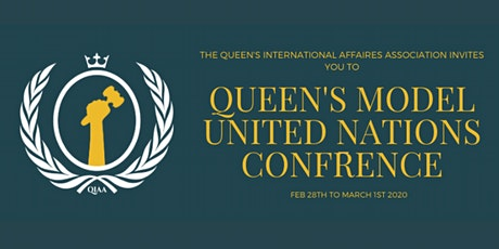 QMUN Conference 2020 tickets