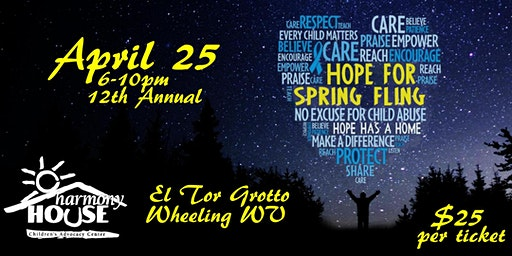 12th Annual Harmony House Spring Fling