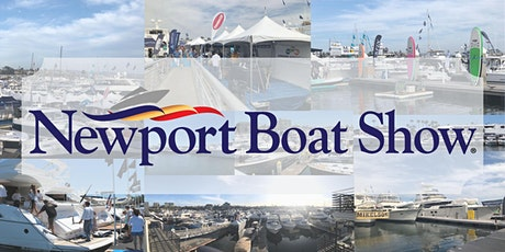 47th Annual Newport Beach Boat Show tickets