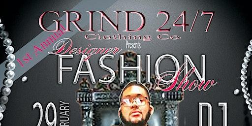 Grind 24/7 Designers Fashion Show
