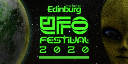 Edinburg UFO Festival 2020 Conference
