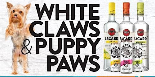 White Claws & Puppy Paws | Animal Rescue Fundraiser