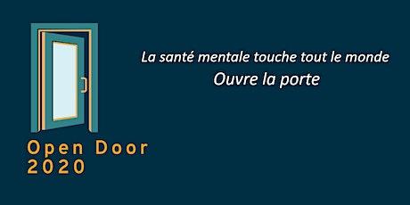 Open Door Workshop for Leaders in Mental Health tickets