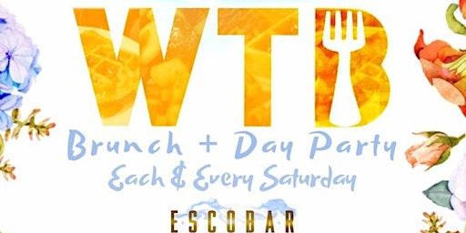 ATLANTA'S #1 SATURDAY BRUNCH & DAY PARTY AT ESCOBAR SOUTH