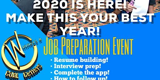 Career Workshop & Prep